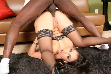 Claudia Valentine Interracial 52