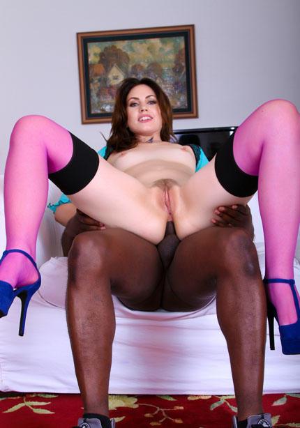 Sarah Anal Porn - Sarah Shevon Interracial DP   MyDeepDarkSecret.com